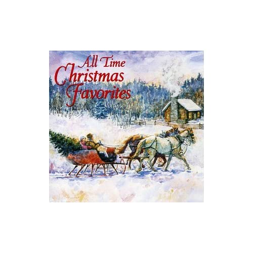Image 0 of All Time Christmas Favorites 1 On Audio CD Album 1995