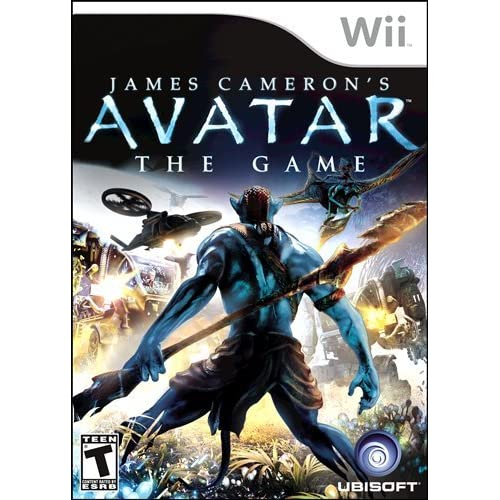Image 0 of Avatar The Game For Wii
