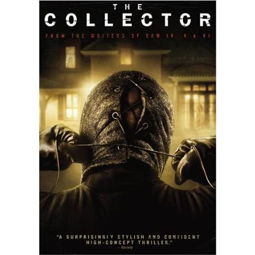 The Collector On DVD With Josh Stewart