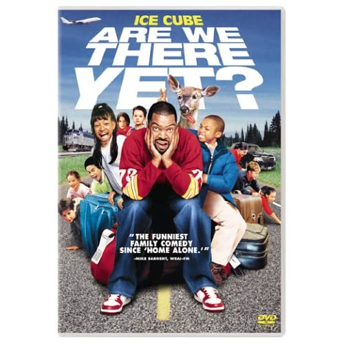 Image 0 of Are We There Yet? On DVD With Aleisha Allen