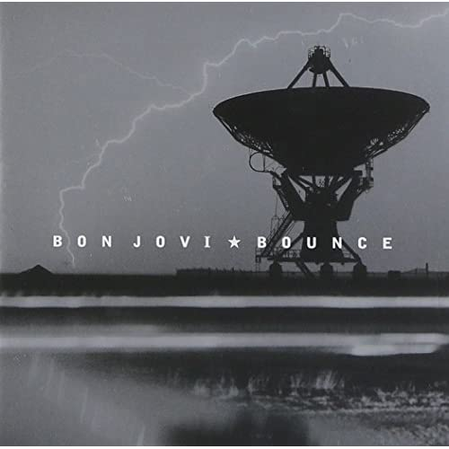 Image 0 of Bounce By Bon Jovi On Audio CD Album 2002