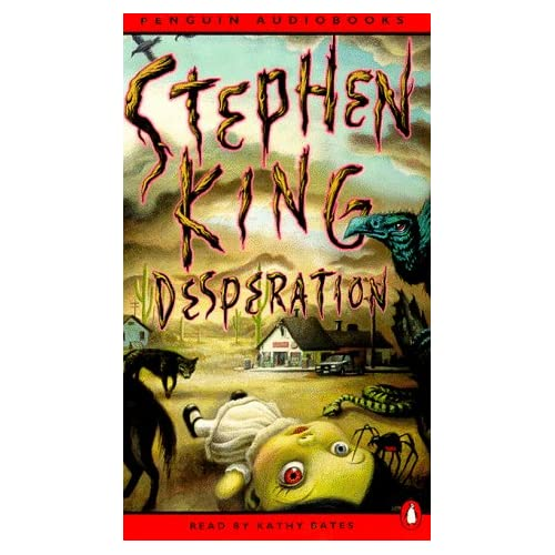 Desperation By Stephen King And Kathy Bates Reader On Audio Cassette