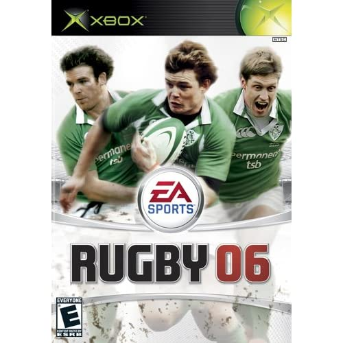 Image 0 of Rugby 06 Xbox For Xbox Original With Case