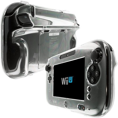 Image 2 of Clear Crystal Hard Skin Case Cover For Gamepad Remote Controller For