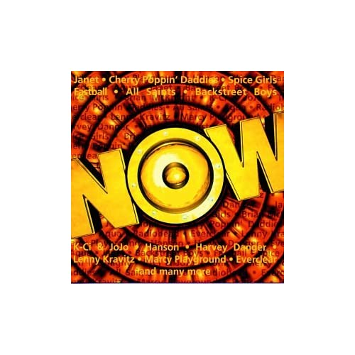 Now That's What I Call Music! Vol 1 On Audio CD Album 1998