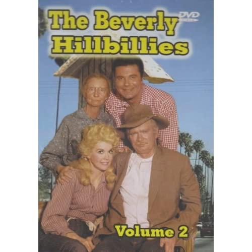 Image 0 of The Beverly Hillbillies Volume 2 Slim Case On DVD With Multi