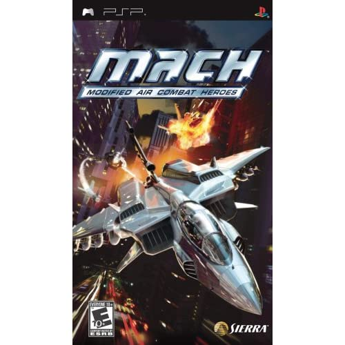 Image 0 of Mach Sony For PSP UMD