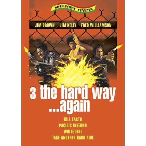3 The Hard Wayagain On DVD With Kelly Jim
