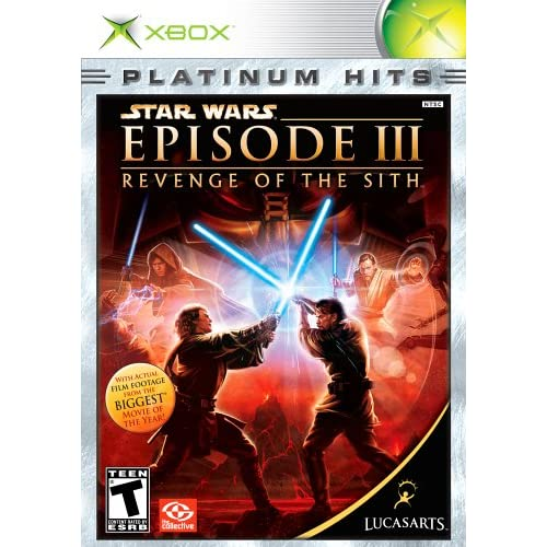 Image 0 of Star Wars Episode III Revenge Of The Sith Xbox For Xbox Original