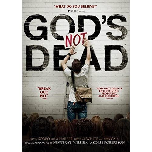 God's Not Dead Blu-Ray On Blu-Ray With Kevin Sorbo Drama