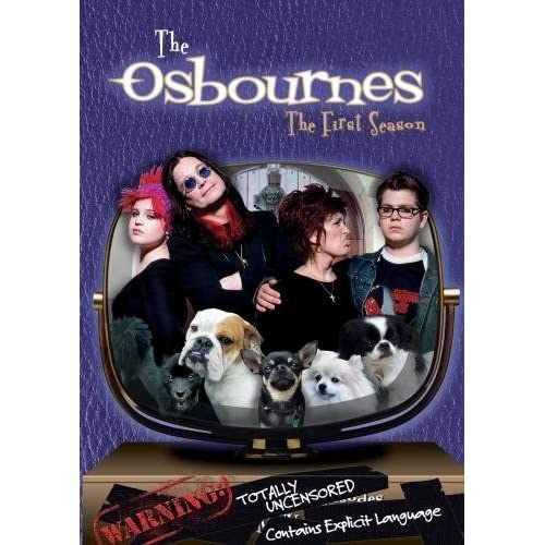 Image 0 of The Osbournes: Season 1 Uncensored On DVD With Ozzy Osbourne