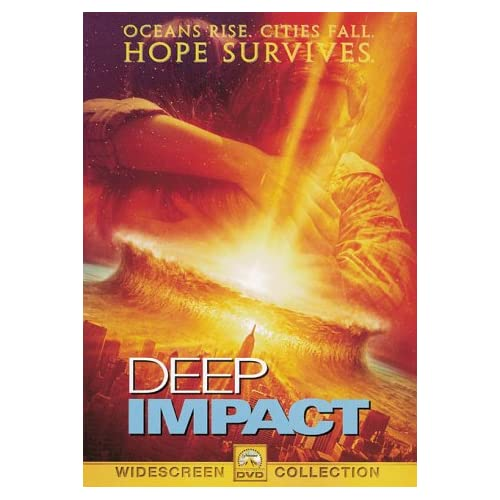Image 0 of Deep Impact On DVD With Robert Duvall