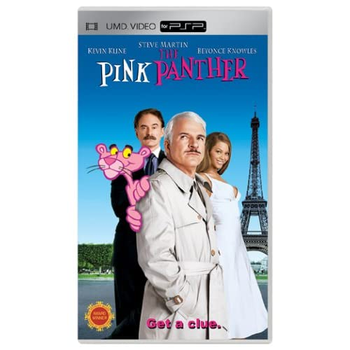 Image 0 of Pink Panther UMD For PSP