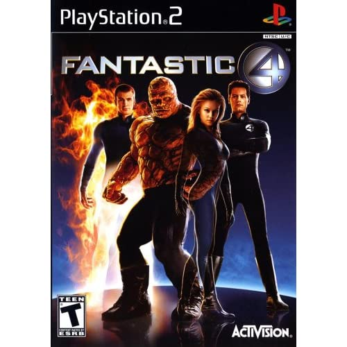 Image 0 of Fantastic Four For PlayStation 2 PS2