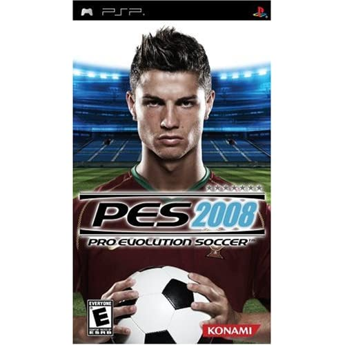 Image 0 of Pro Evolution Soccer 2008 Sony For PSP UMD