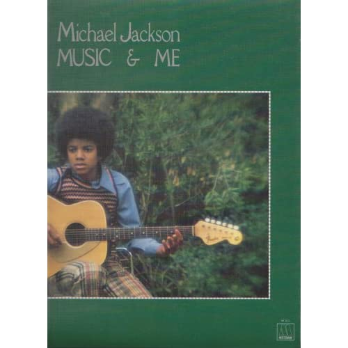 Music & Me Vinyl By Michael Jackson On Vinyl Record Lp