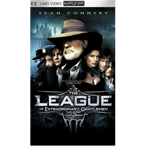 Image 0 of The League Of Extraordinary Gentlemen UMD For PSP