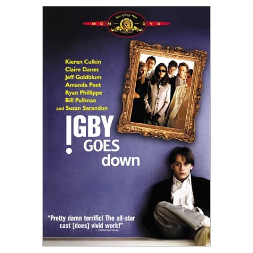 Image 0 of Igby Goes Down On DVD with Kieran Culkin