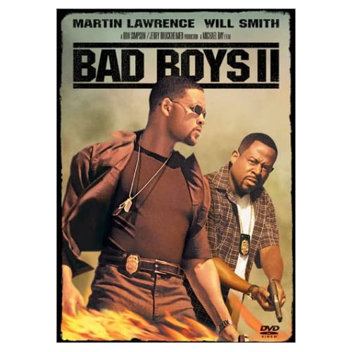 Image 0 of Bad Boys II On DVD With Will Smith Comedy