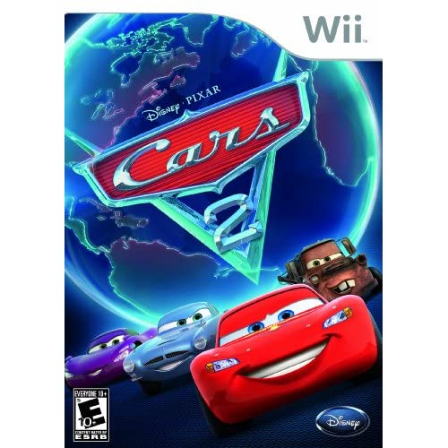 Image 0 of Cars 2: The Video Game For Wii Disney