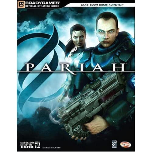 Pariahtm Official Strategy Guide Brady Games