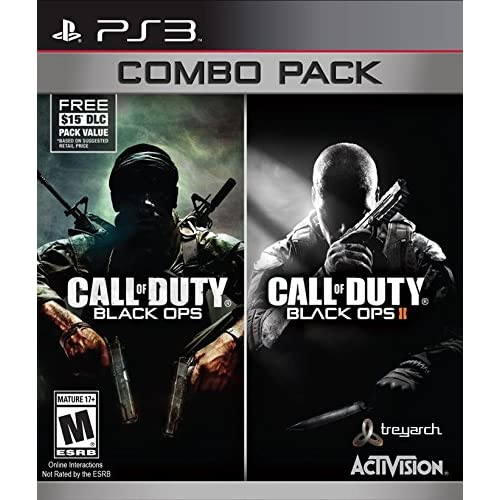 Image 0 of Call Of Duty: Black Ops Combo Pack PlayStation 3 PS3