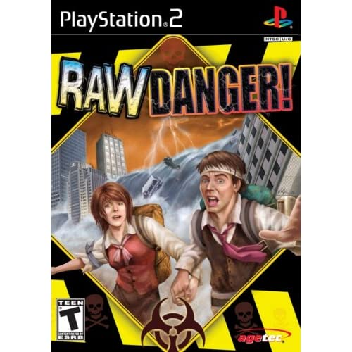 Image 0 of Raw Danger For PlayStation 2 PS2