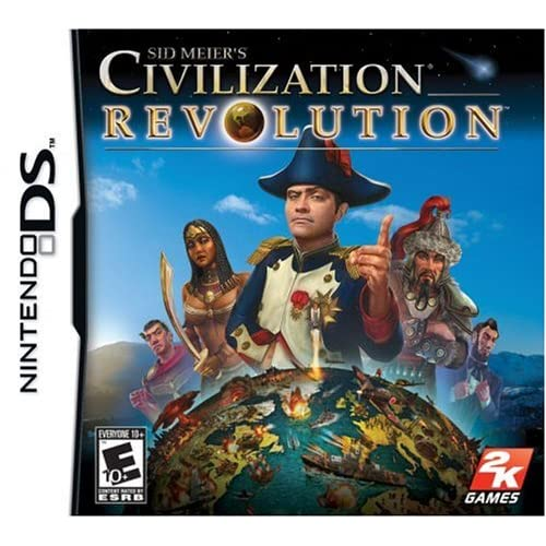 Image 0 of Sid Meier's Civilization Revolution For Nintendo DS DSi 3DS 2DS Strategy