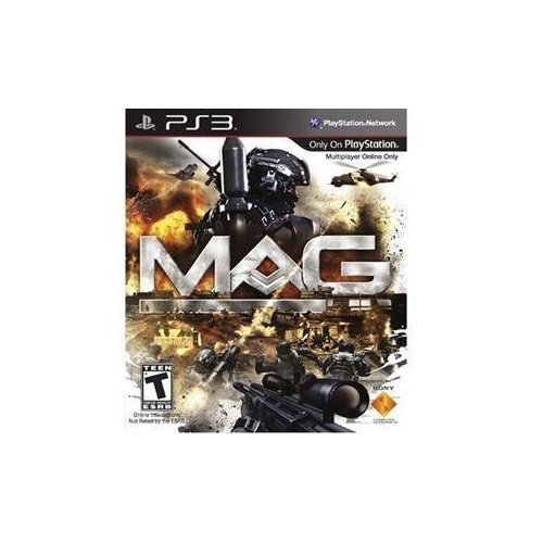 Mag For PlayStation 3 PS3