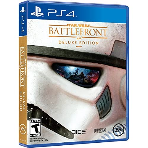 Image 3 of Star Wars: Battlefront Deluxe Edition For PlayStation 4 PS4