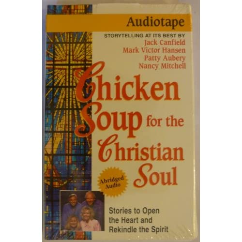 Image 0 of Chicken Soup For The Christian Soul On Audio Cassette