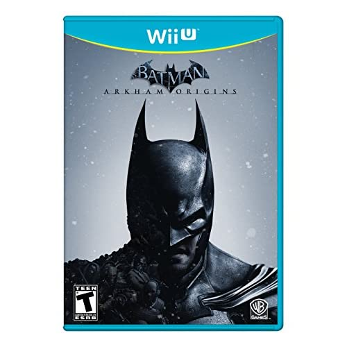 Batman: Arkham Origins For Wii U