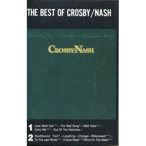 Image 0 of Best Of Crosby/nash By D Crosby And G Nash On Audio Cassette