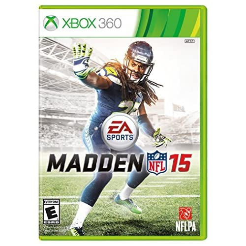 Madden NFL 15 For Xbox 360 Football