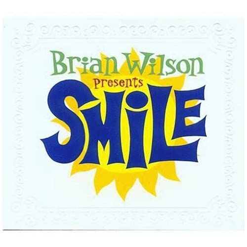 Image 0 of Smile By Brian Wilson On Audio CD Album 2004