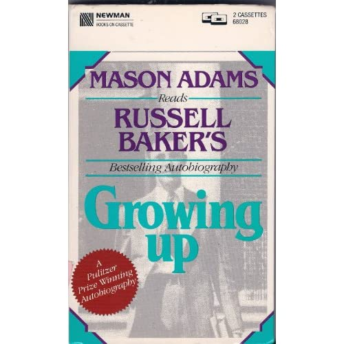 Image 0 of Growing Up/audio Cassettes 20059 By Baker Russell Adams Mason On Audio Cassette