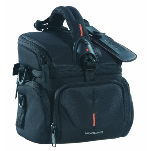 Image 0 of Vanguard Up-Rise 15 Zoom Expandable Camera Bag Black