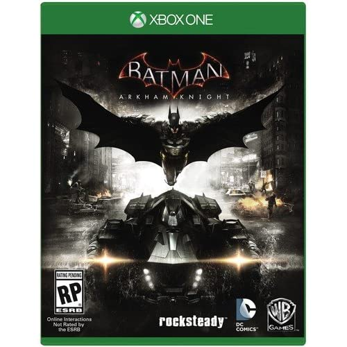 Batman: Arkham Knight For Xbox One Shooter