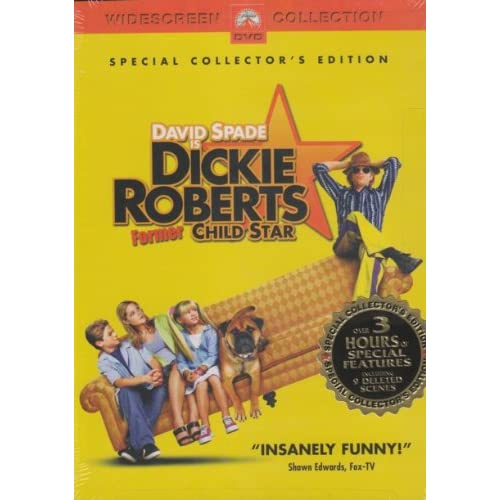 Image 0 of Dickie Roberts: Former Child Star On DVD with David Spade