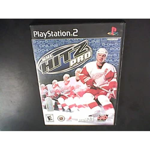 Image 0 of NHL Hitz Pro For PlayStation 2 PS2 Hockey