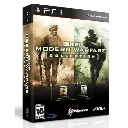 Image 0 of Call Of Duty: Modern Warfare Collection For PlayStation 3 PS3 COD Shooter