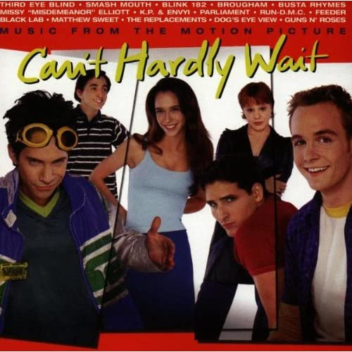 Image 1 of Can't Hardly Wait: Music From The Motion Picture On Audio CD Album 199