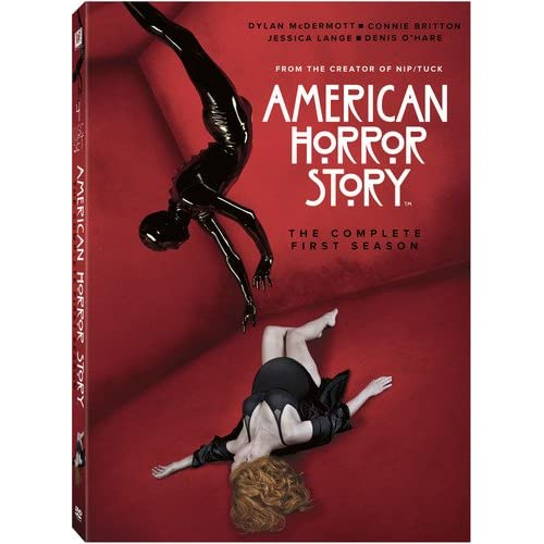 Image 0 of American Horror Story: Season 1 On DVD With Connie Britton