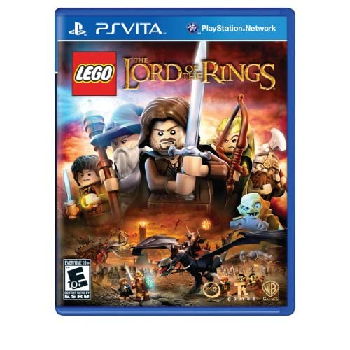 Image 0 of Lego Lord Of The Rings PlayStation Vita For Ps Vita