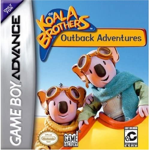 Image 0 of Koala Brothers: Outback Adventures For GBA Gameboy Advance
