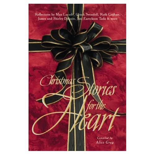 Image 0 of Christmas Stories For The Heart By Alice Compiler Gray On Audio Cassette Grey