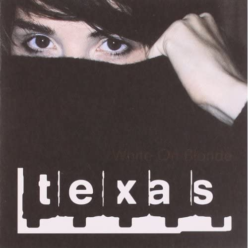 Image 0 of White On Blonde By Texas On Audio CD Album 2001
