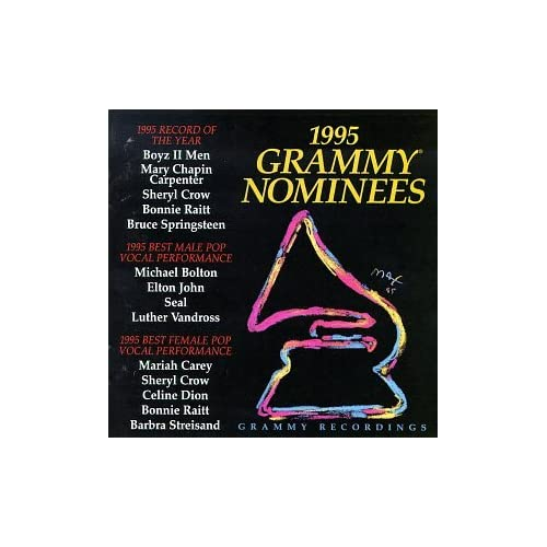 Image 0 of 1995 Grammy Nominees On Audio CD Album