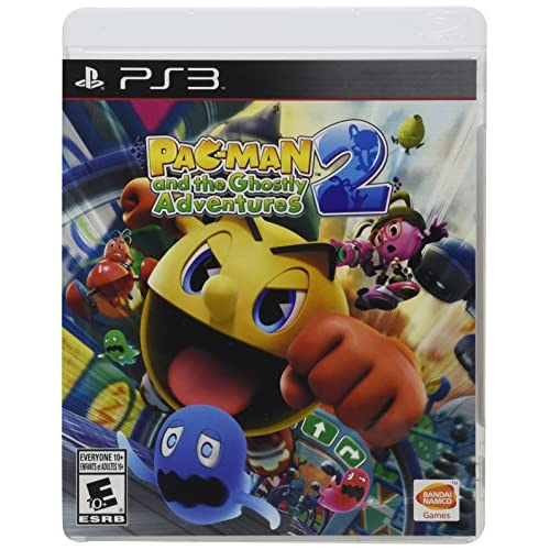 Pac-Man And The Ghostly Adventures 2 For PlayStation 3 PS3