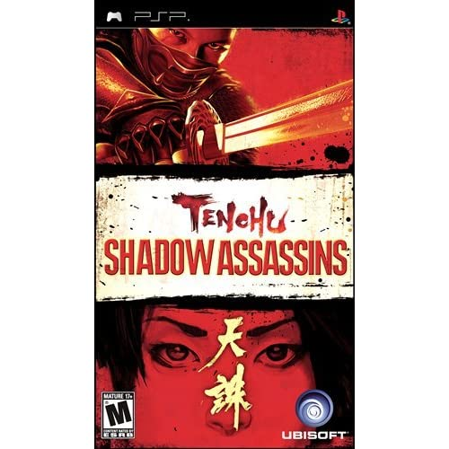Image 0 of Tenchu: Shadow Assassins Sony PSP